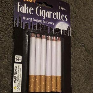 Fake Cigarettes Cosplay Prop Halloween Smoking